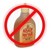 Don't Use Agave Nectar